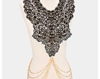 Lace Body chain