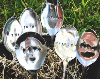 Spoon Garden Markers (ONE SPOON)