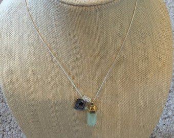Wish Crystal Stone Necklace