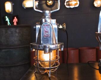 Lamp square handle