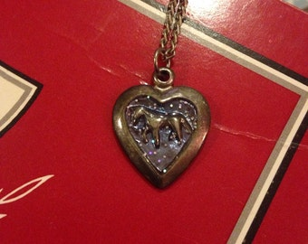 Horse lovers necklace