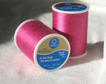 Coats & Clark Dual Duty All Purpose Thread#501
