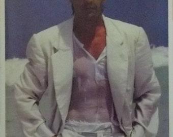 Don Johnson 18x23 Ocean Close Up Poster Miami Vice