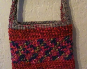 Strong Crocheted Bag