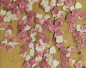 Confetti heart (x 50)