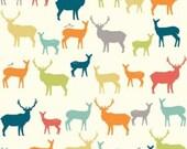 Birch Organic Cotton Knit Elk Family Multi