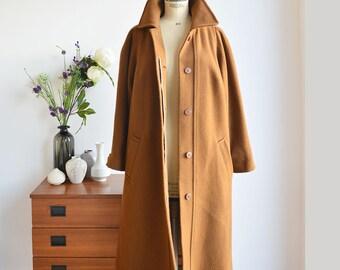 Vintage longcoat 80s of Makyta