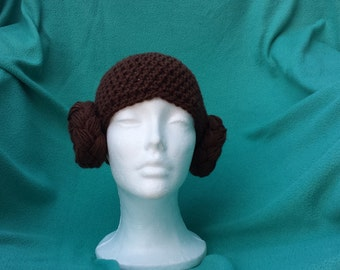 princess Leia Hat Star Wars