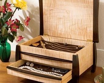 Stunning Jewelry Box