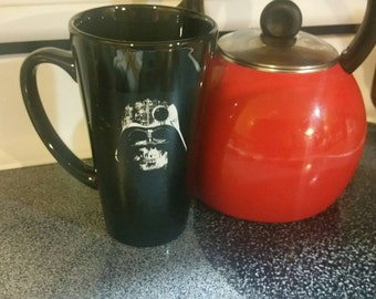 Darth Vader Star Wars coffee mug