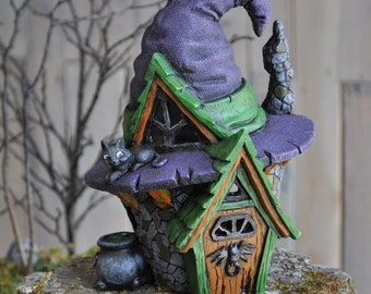 Witch Hat House
