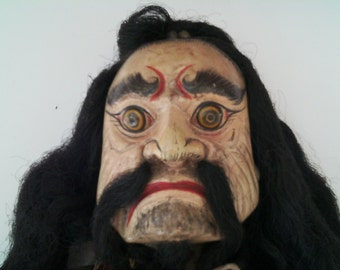 Chinese Opera Glove Puppet