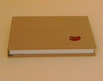 A6 sketchbook landscape.