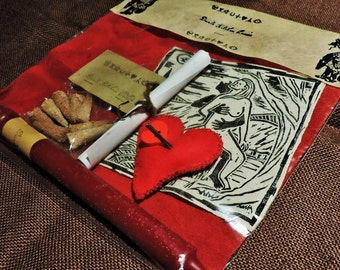 Love Spell Materials