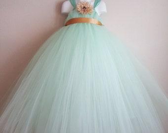 Flower Girl, Easter Dress, Birthday, Special Occasion Tutu Dress