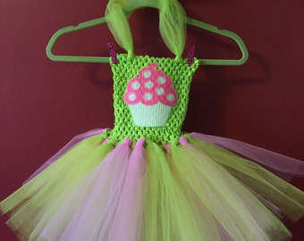 Birthday Tutu Dress