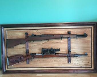 Custom Gun Displays