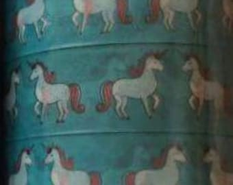 unicorn washi tape journal scrapbooking