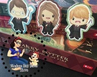 Harry Potter Bookmarks - Wand Collection