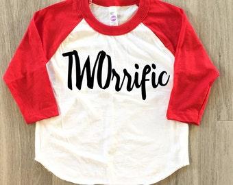 2nd Birthday tshirt - baby boy or girl second birthday t-shirt - toddler birthday shirt