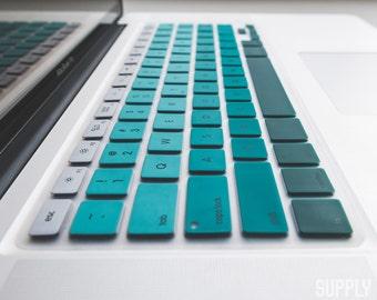 Mac Accessories - Mac Keyboard Covers - Gradient - Device, Universal, Fashion, Streetwear, Design , Love , Minimal, Special, Custom, Supply