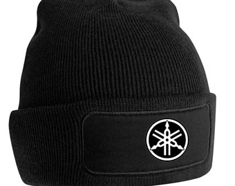 Beanie Symbol Woolly Hat Printed