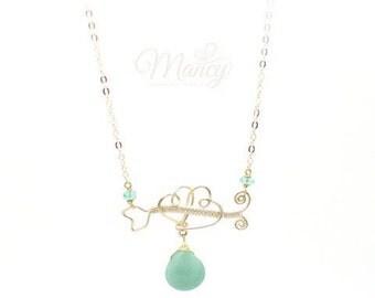 Sagittarius Handmade Constellation Necklace