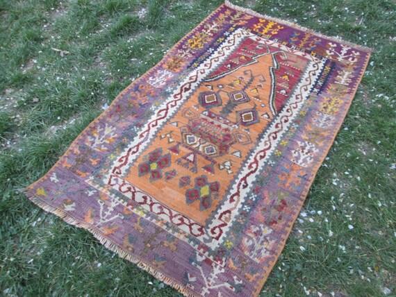 Kilim tapis turc kilim ancien kilim tapis anatolie oriental - Kilim ancien ...