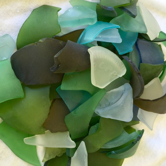 Faux Sea Glass Bulk