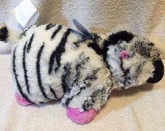 Personalized  Zebra Pee Wee pillow pet