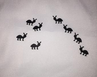 Die cut Ants, 50 Ants