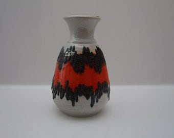 Gorgeous Bay 66 20 West German Pottery 1960s 1970