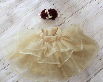 Reversible Tutu Skirt
