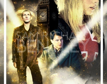 Doctor Who - 'The Empty Child (2005)' - Print