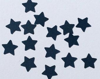 200 Star Confetti Navy Star Confetti Navy Confetti Birthday Confetti Wedding Confetti Baby Confetti Die Cut Punch