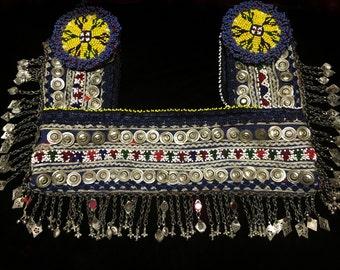 Midnight Blue Hazari Belt