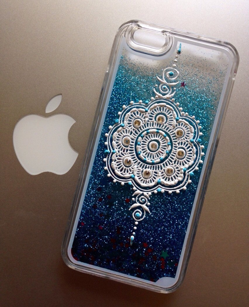 Henna Iphone Case Etsy