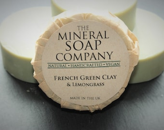 French Green Clay & Lemongrass