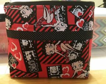 8x6x3 cosmetic bag