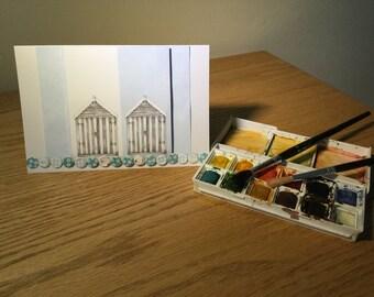 Handmade Cards - All Occasions - Nautical Design - A018