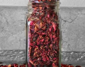 Organic Rose Petals (Culinary Grade)
