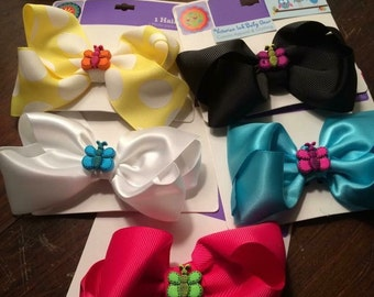 Butterfly Bows