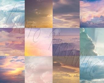 Soft Pastel Skies