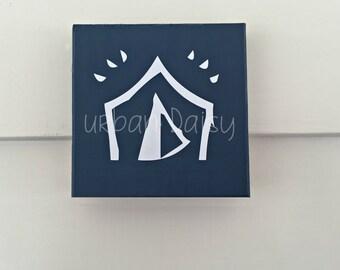 Story Blocks - Tent - Life