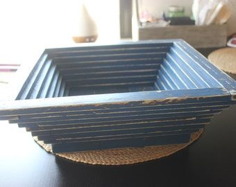 Square Pallet Bowl