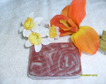Black Cherry SOAP + or - 135 grams