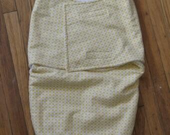 Infant Swaddle Newborn Swaddle Fleece Swaddle Winter Swaddle Gender Nuetral Swaddle Baby Swaddle Baby Shower Gift Velrco Baby Swaddle