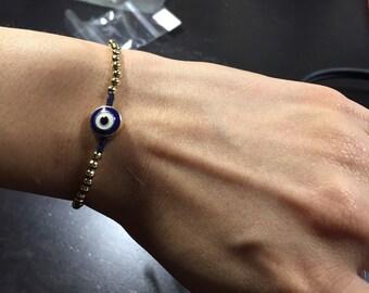 Ojo bracelet