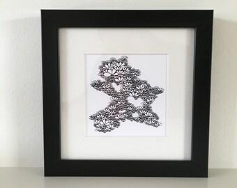 Lily (print)