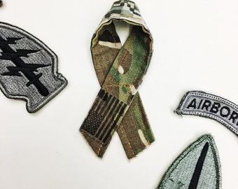 The Original Combat Ribbon